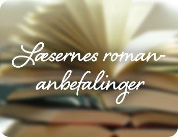 Anbefalinger til romaner fra læserne