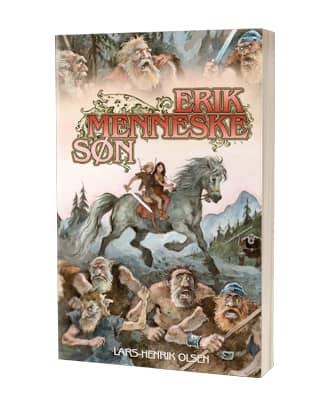 'Erik Menneskesøn' af Lars-Henrik Olsen