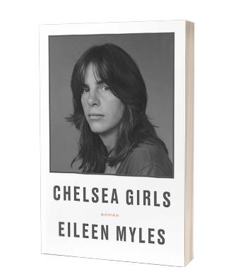 Ellen Myles' bog 'Chelsea girl'