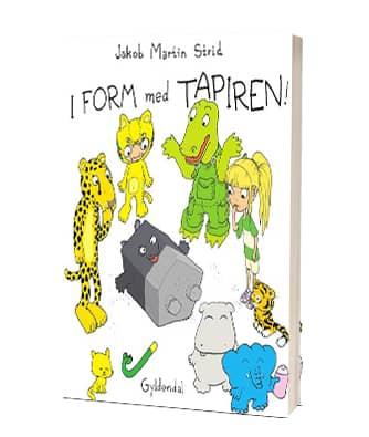 'I form med Tapiren' af Jakob Martin Strid