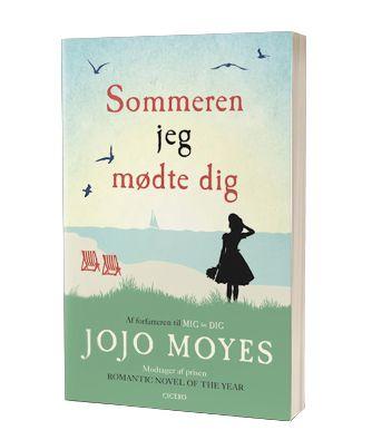 'Sommeren jeg mødte dig' af Jojo Moyes