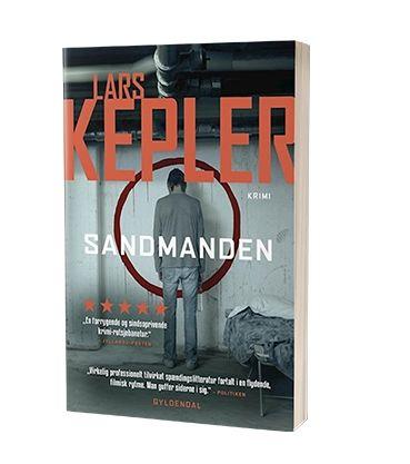 'Sandmanden' af Lars Kepler
