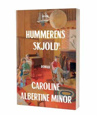 'Hummerens skjold' af Caroline Albertine Minor