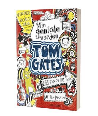 'Tom Gates - Min geniale verden' af Liz Pichon