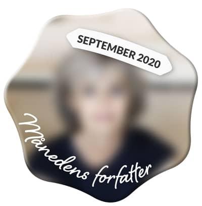 Find Elsebeth Egholms bøger - månedens forfatter hos Saxo i septemner 2020