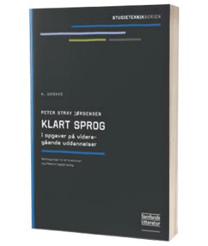 'Klart sprog' af Peter Stray Jørgensen