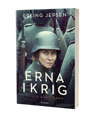 Bogen 'Erna i krig' af Erling Jespen