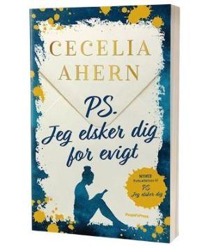 'PS. jeg elsker dig for evigt' af Cecelia Ahern
