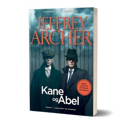'Kane og Abel' af Jeffrey Archer