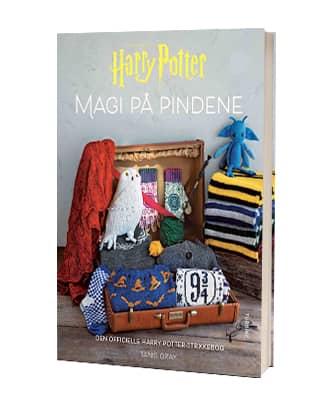 'Harry Potter - Magi på pindene' af Tanis Gray som mandelgavebog