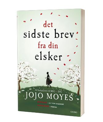 'Det sidste brev fra din elsker' af Jojo Moyes
