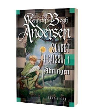 'Slaget i Caissa' af Kenneth Bøgh Andersen