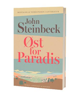 'Øst for Paradis' af John Steinbeck