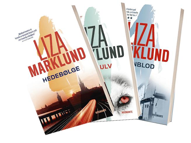Bøger af Liza Marklund
