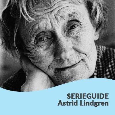 Rækkefølgen på Astrid Lindgrens bøger