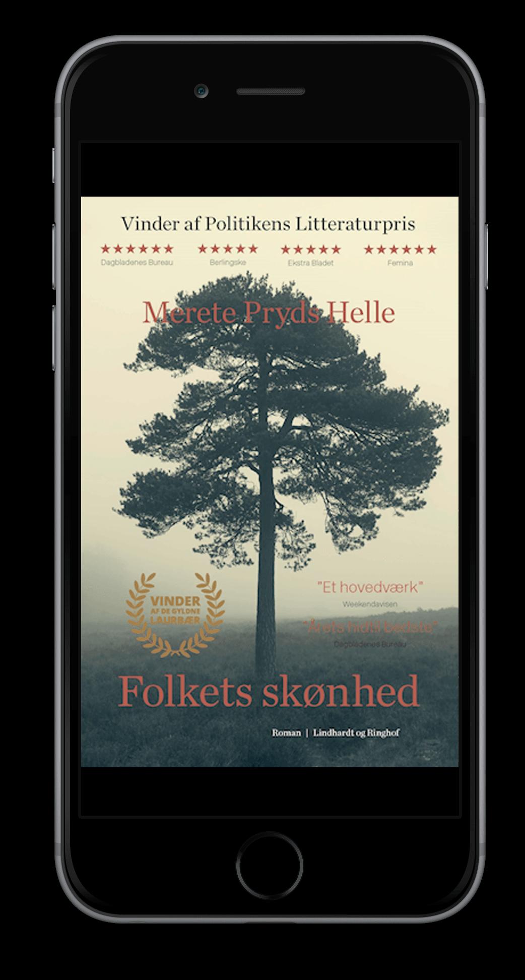 'Folkets skønhed' af Merete Pryds Helle - lydbog