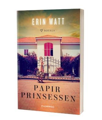'Papirprinsessen' af Erin Watt - 1. bog i serien