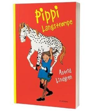 'Pippi Langstrømpe' af Astrid Lindgren