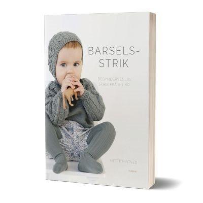 'Barselsstrik' af Mette Hvitved