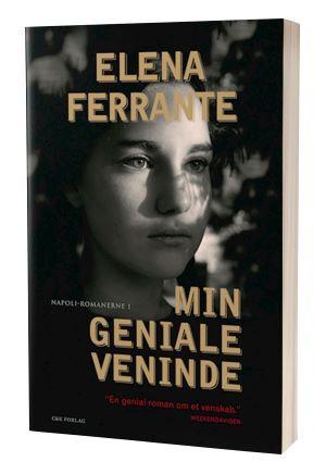 'Min geniale veninde' af Elena Ferrante