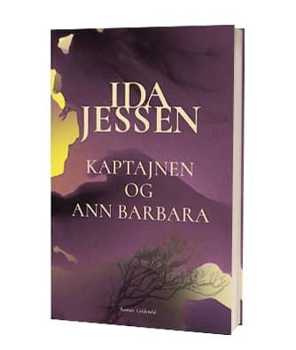 'Kaptajnen og Ann Barbara' af Ida Jessen