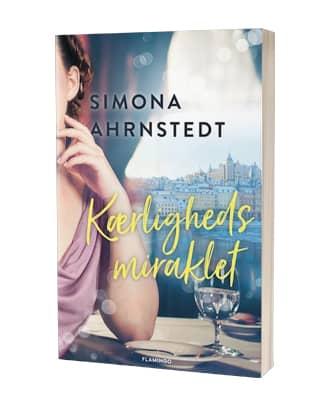 'Kærlighedsmiraklet' af Simona Ahrnstedt