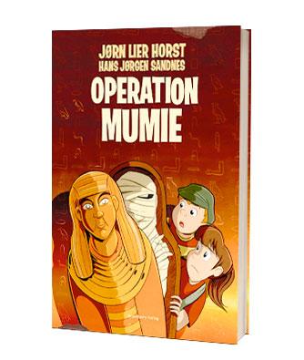 'Operation Mumie' af Jørn Lier Horst
