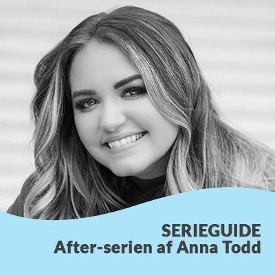 Se Anna Todds bøger i serier
