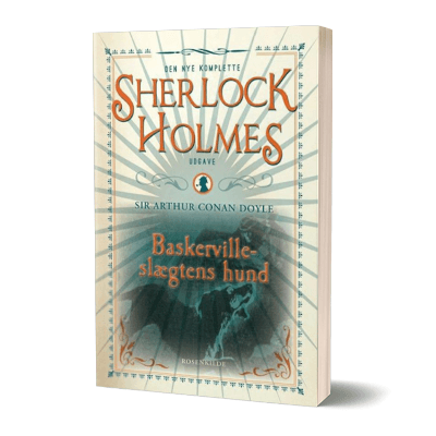 'Baskervilleslægtens hund' af Sherlock Holmes