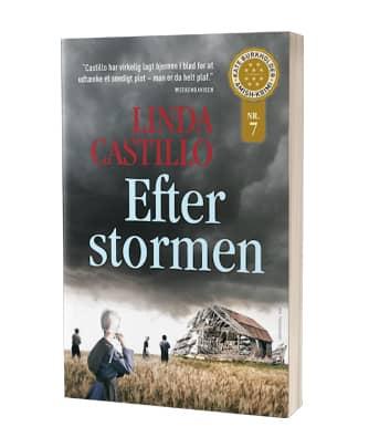 'Efter stormen' af Linda Castillo