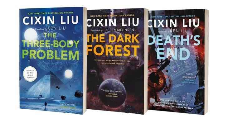'The Three-body Problem' af Cixin Liu