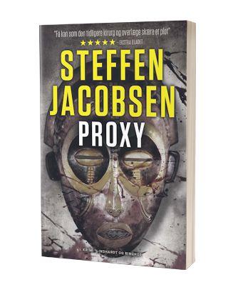 Bogen 'Proxy' af Steffen Jacobsen