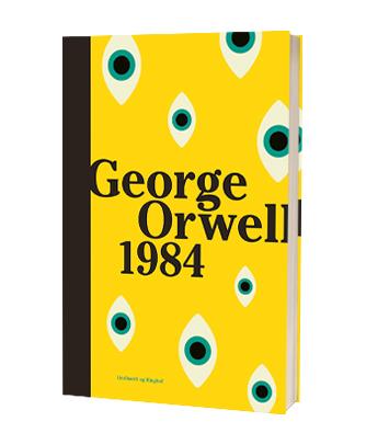 '1984' af George Orwell