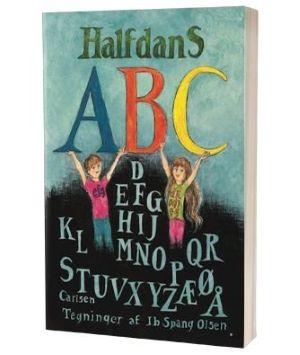 Bogen 'Halfdans ABC' af Halfdan Rasmussen