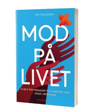 'Mod på livet' af Pia Callesen - find bogen hos Saxo
