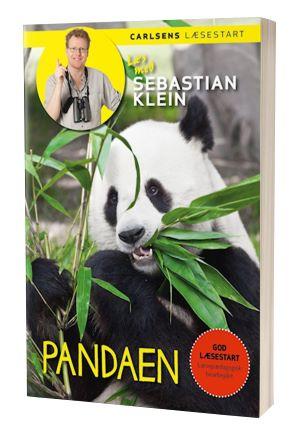 'Læs med Sebastian om pandaen' af sebastian Klein
