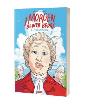 'I morgen bliver bedre' af Karoline Stjernfelt - modtager af Kulturministeriets illustratorpris for børne- og ungdomslitteratur 2020