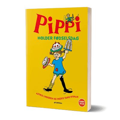 'Pippi holder fødselsdag' af Astrid Lindgren