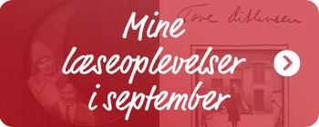 Lises læseoplevelse i september