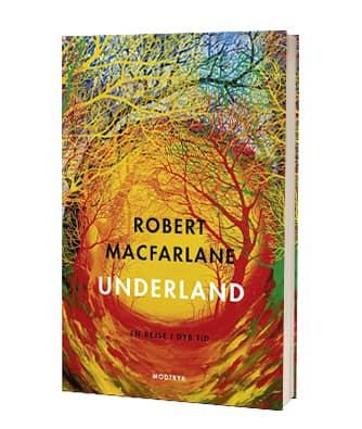 Giv 'Underland' af Robert Macfarlane  i julegave