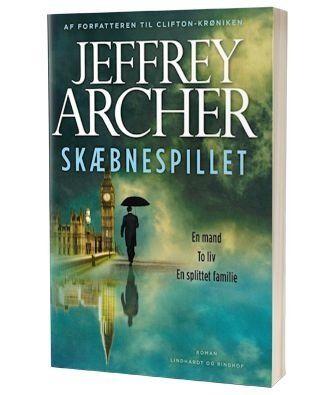 'Skæbnespillet' af Jeffrey Archer