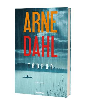 Arne Dahls nye krimi 'Tøbrud'