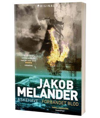 'Forbandet blod' af Jakob Melander