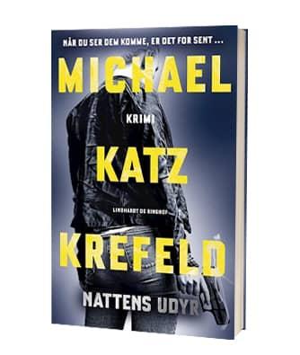'Nattens udyr' af Michael Katz Krefeld - køb bogen hos Saxo