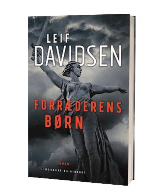 Hør forfatter Ole Sønnichsen anbefale 'Forræderens børn' af Leif Davidsen