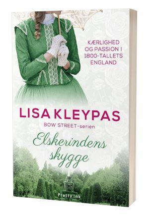 'Elskerindens skygge' af Lisa Kleypas