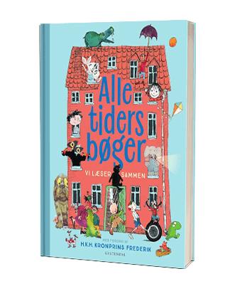 'Alle tiders bøger' fra Gyldendal til ferien