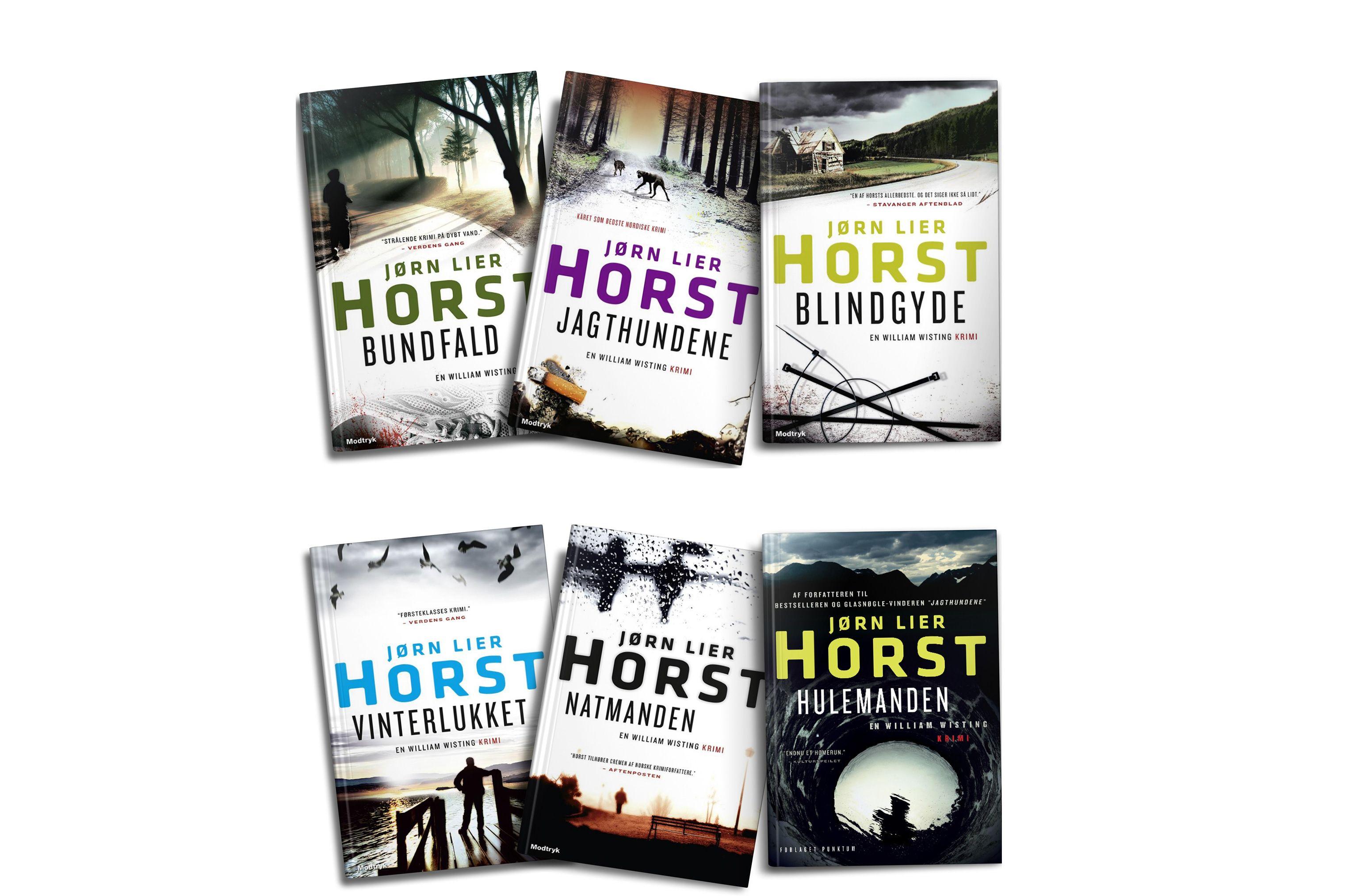 Bøger af Jørn Lier Horst