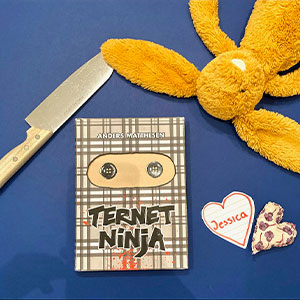 Book bento Ternet Ninja Saxo