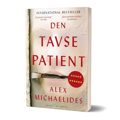 Bogen 'Den tavse patient'